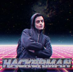 """Hackerman"" is from Laser Unicorn's Youtube sensation: Kung Fury"