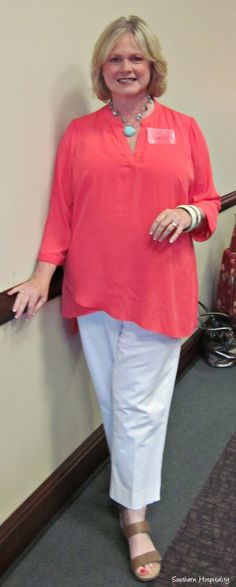 Fashion Over 50 for the Full Figured Woman