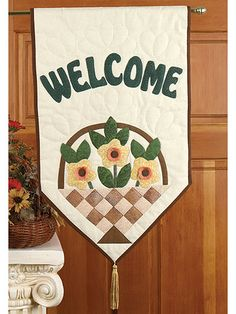 Quilting - Welcome Basket - #EQ00727