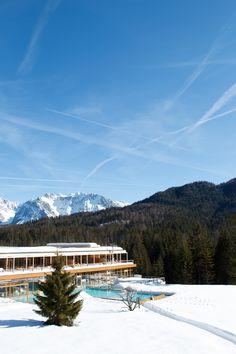 Das Kranzbach Hotel - Alemania Alpes bávaros '...   Alojamiento de lujo