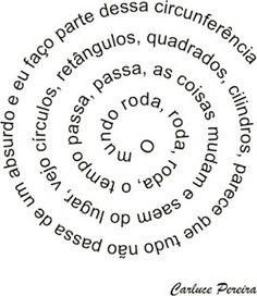 Nossa Língua : Profª Katarina Farias: Poesia concreta