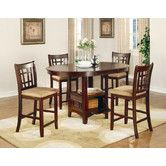 Found it at Wayfair - Kittery Counter Height Pub Table Set