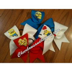 To order go to cheerbowsandbeyond.com. Follow us on Instagram and Facebook at Cheerbowsandbeyond