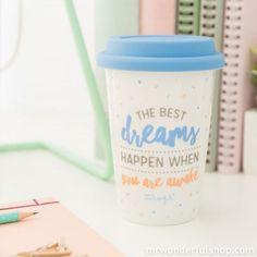 TAKE AWAY CUP - THE BEST DREAMS - Benvenuto su GratioCafe shop!
