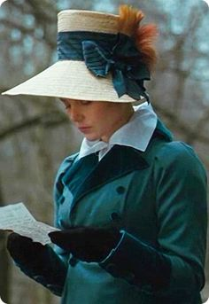 Abbie Cornish, Fanny Brawne - Bright Star directed by Jane Campion (2009) #johnkeats #janecampion #fannybrawne Costume Design by Janet Patterson