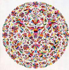 www.artesaniasmarymar.com Bordados de Tenango, orgullo mexicano.