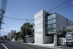 Built by Apollo Architects & Associates in Tokyo, Japan with date 2010. Images by  Masao Nishikawa. The site is situated in a corner on a hill within a residential area in Tokyo. The building was commissioned by a mar...
