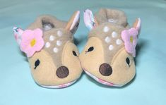 Excited to share this item from my shop: Fawn booties