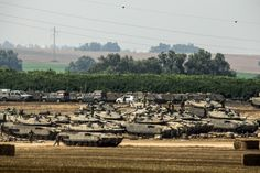 Who's afraid of boots on the ground in Gaza?