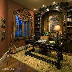Home Office/Den/Library