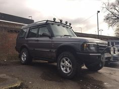 Nice Land Rover 2017: 2003 LAND ROVER DISCOVERY Check more at http://24cars.top/2017/land-rover-2017-2003-land-rover-discovery/