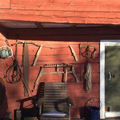 Vanhanajan työkalut...