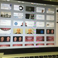 É neste fim de semana! Trabalhando nos retoques finais do curso. #cerec #chairside #cadcam #3dprinting #dentistasp #sirona