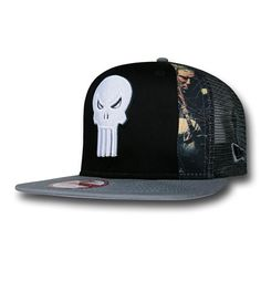 Images of Punisher Slice 9Fifty Snapback Cap