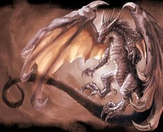 Dragon by geripon