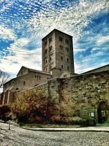 Have you ever been to The Cloisters? It's an amazing museum of medieval art in Manhattan.