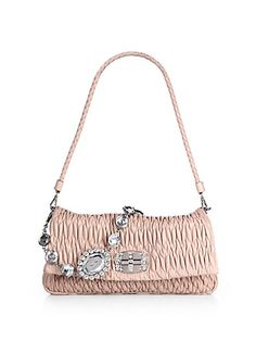 BVLGARI Serpenti Forever calf-leather shoulder bag (€2.525 ...
