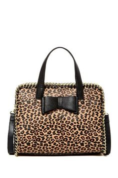 Betsey Johnson Tough Love Satchel by Betsey Johnson on @HauteLook