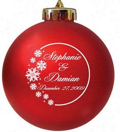 Christmas Tree Ornament Favors For Everyone