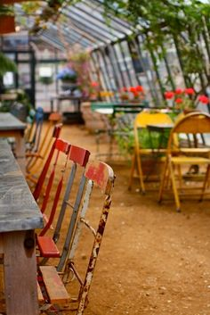 Pallet Furniture Collection: Petersham Nurseries
