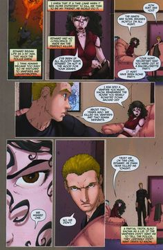 Anita Blake, Vampire Hunter: Guilty Pleasures 4 Page 13
