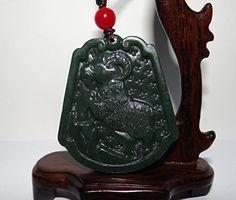 "2.2"" China Certified Nature Nephrite Hetian Jade Green Auspicious Goat Necklace, http://www.amazon.com/dp/B01BOPFNN8/ref=cm_sw_r_pi_n_awdm_S52Exb7MCYDX4"