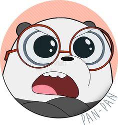 we bare bears - Panda - Pan-Pan