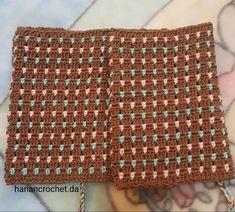 Crochet book cover Crochet Book Cover, Crochet Books, Handmade, Bags, Handbags, Hand Made, Bag, Totes, Handarbeit