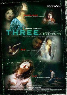 "Three Extremes ""Dumplings"" 7.5 ""Box"" 7 ""Cut"" 8"
