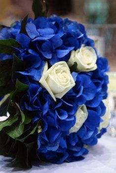 Wedding, Flowers, Bouquet, White, Blue, Shannon grant photography
