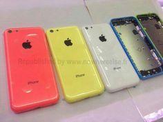 (Gambar) Apple iPhone 5c Adalah Nama iDevice Apple Terbaru?