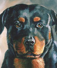 pet oil painting portrait