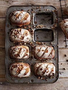 Little loaves!                                                                                                                                                                                 More