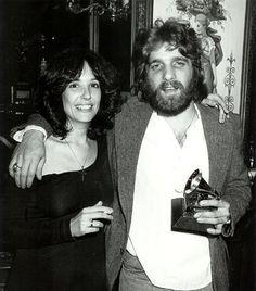 Glenn Frey, Eagles Grammy award in hand