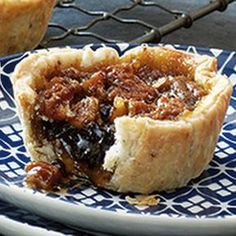 Maple syrup, currants and pecans are combined in these decadent tarts to produce an updated version of the Canadian classic. A rich flaky pecan pastry ...
