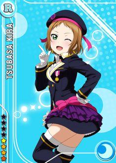 Kira Tsubasa R card
