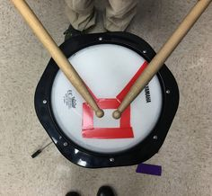 4 Ways Tape Can Help Your Beginning Percussionists