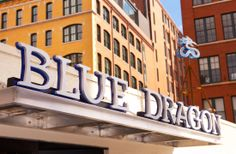 Blue Dragon in Fort Point - Ming Tsai's new joint