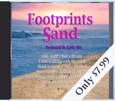 You can order the Footprints CD to enjoy the song or sing-along with the tracks...