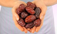 Eating 3-7 dates during the last 4 weeks of pregnancy resulted in substantial increase in dilation (4 cm upon admission!) as well as much shorter labor and a much lower induction rate. Amazing!