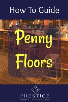 Guide to Absolutely Astonishing Penny Flooring - Learn step by step how to create a luxurious looking penny floor in your bar room, living room, or other home space. Enjoy this DIY project in a weekend and display it at your next festive get together! Farmhouse Light Fixtures, Farmhouse Lighting, Rustic Lighting, Lighting Ideas, Penny Flooring, Rustic Home Interiors, Whiskey Room, Whiskey Girl, Bourbon Recipes