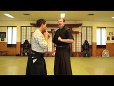 Fear and faith in Aiki jujutsu, James Williams Sensei.  Have no fear and believe in what you are trained to do.