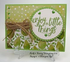 Layering Love in Fruit Stand DSP Card
