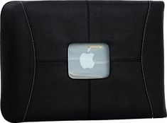 "MacCase  13"" Premium Leather MacBook/Air Sleeve - Black"