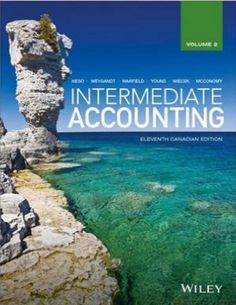 Complete solution manual for financial accounting tools for intermediate accounting volume 2 11th canadian edition solution fandeluxe Gallery