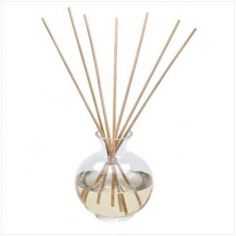 Make your own sweet, simple and inexpensive oil diffusers. Photo via All Crafts Online