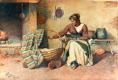 Arabeschi di luce: La mamma