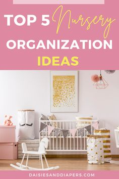 Here's the best tips and ideas that will help you learn how to organize a nursery. From closets to drawers to diaper changing, this post will walk you through it all! Mom Hacks, Baby Hacks, Baby On The Way, Mom And Baby, Taking Care Of Baby, Nursing Supplies, Glider Chair, Nursery Organization, Sleep Sacks