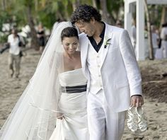 Shania Twain Wedding Dress