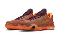 """best loved cdf4b d68ba Nike Kobe 10 """"Silk""""   Air 23 Air Jordan Sneakers, Sneakers Nike,"""